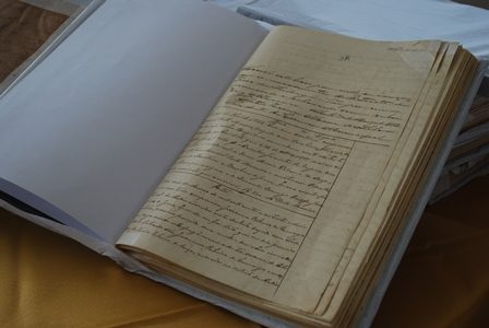 Livro de Registro Civil