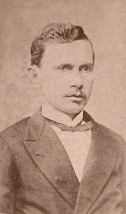 João Alfredo Correia de Oliveira, artífice do primeiro regulamento do registro civil.